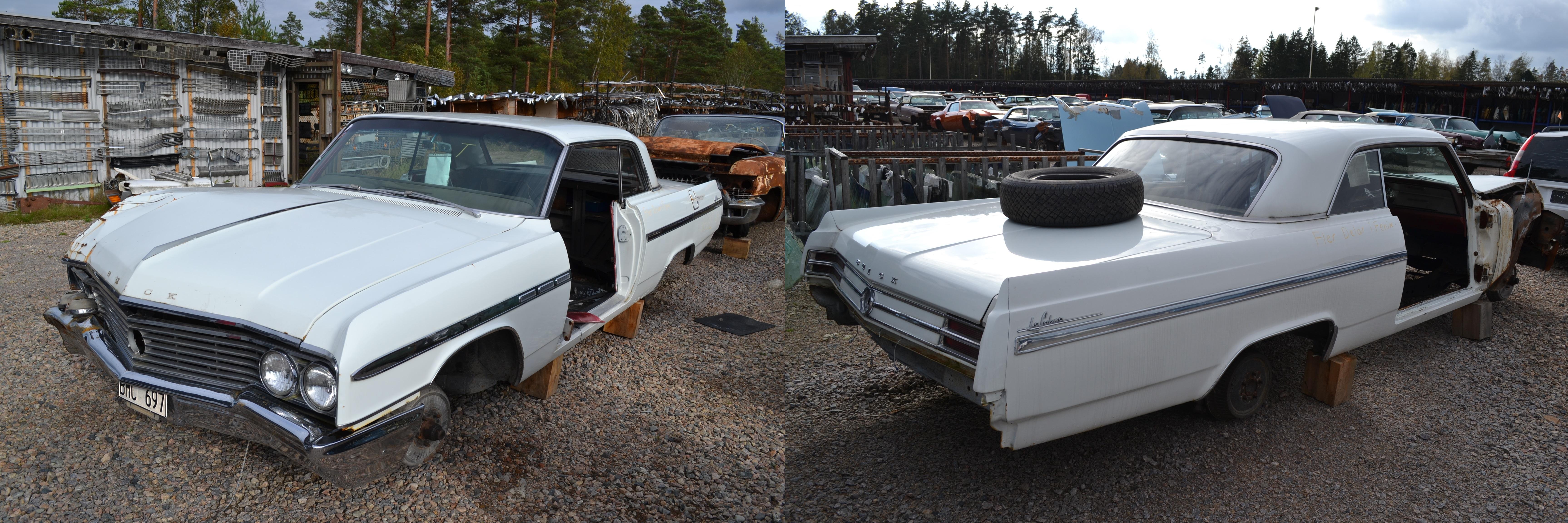 Buick lesabre -64