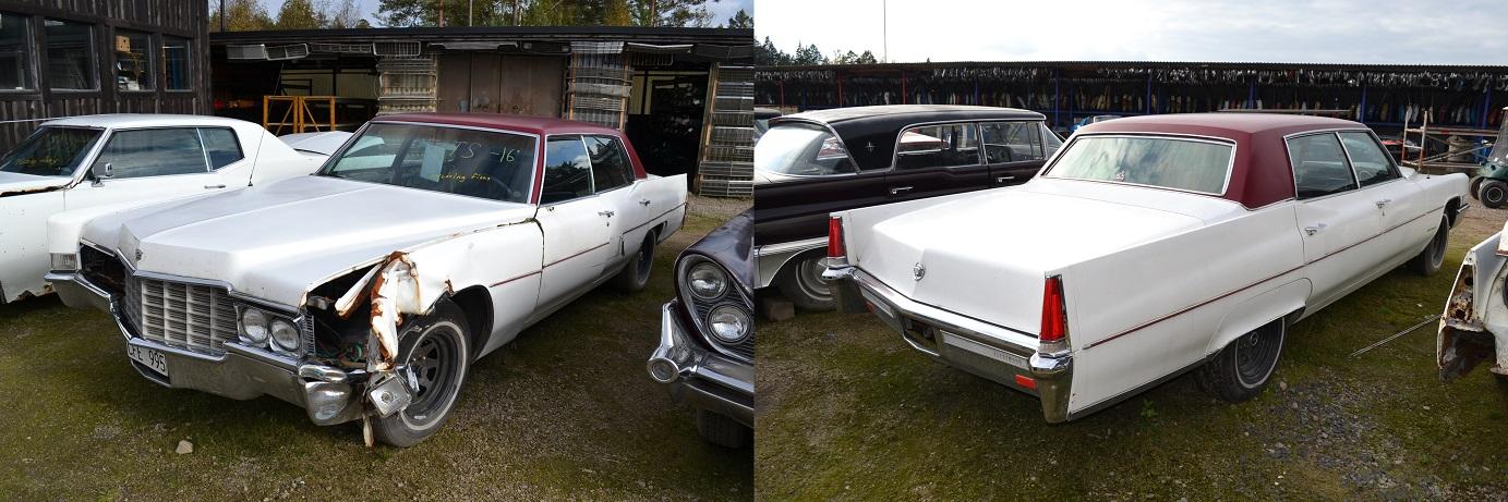 Cadillac Fleetwood -69