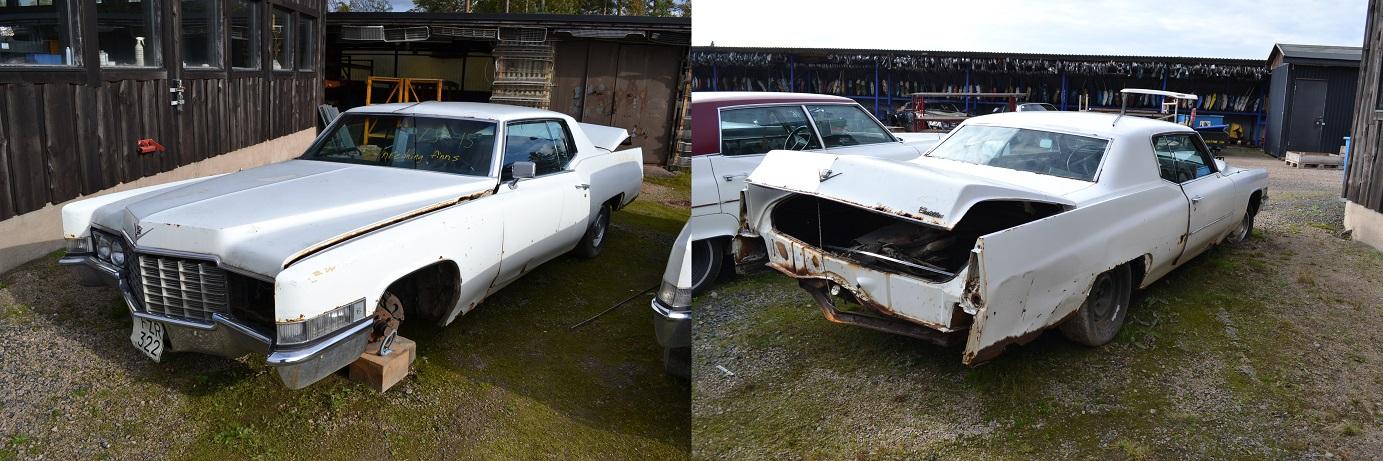 Cadillac deville -69