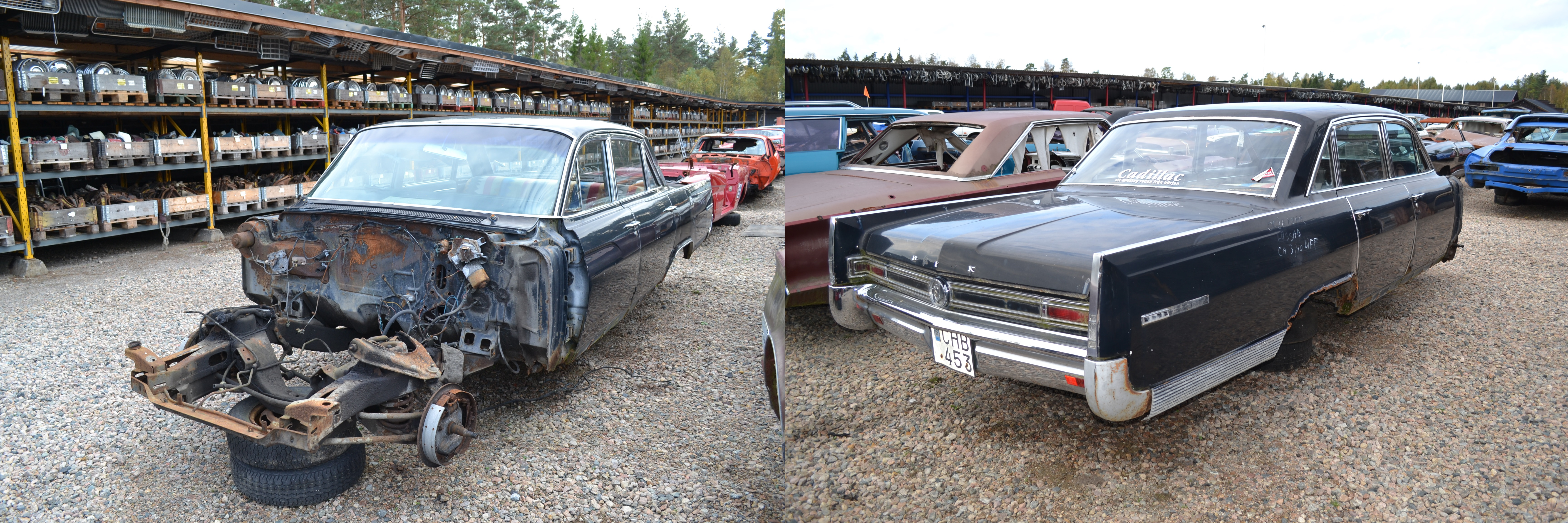 buick electra -63