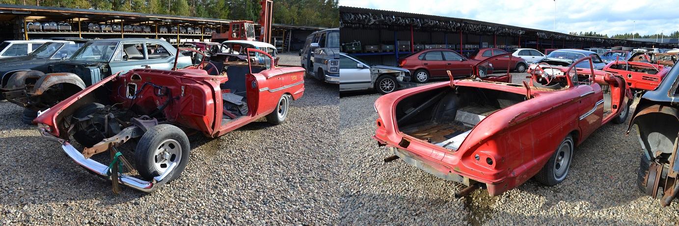 chev impala -58