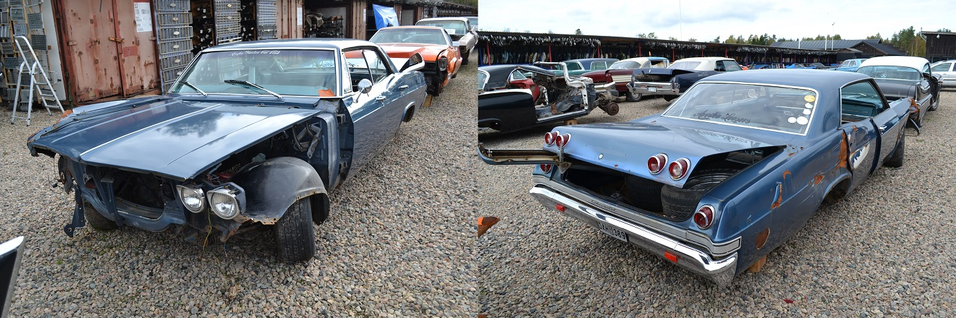 chev impala -65